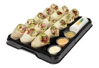 Subway Wraps Platter